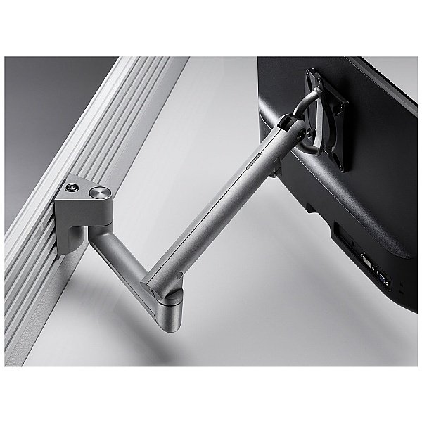 CBS Flo Slatwall Full Monitor Arm