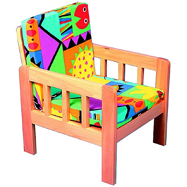 Jungle Wooden Framed Chairs