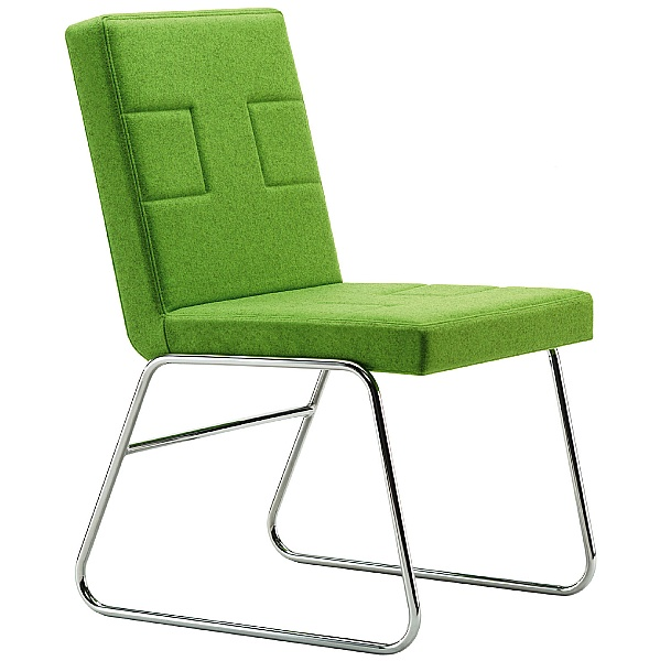 Pledge Tonic Sled Base Chair