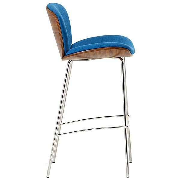 Pledge Spirit Lite Easy Chair Stool Frame With Wooden Shell