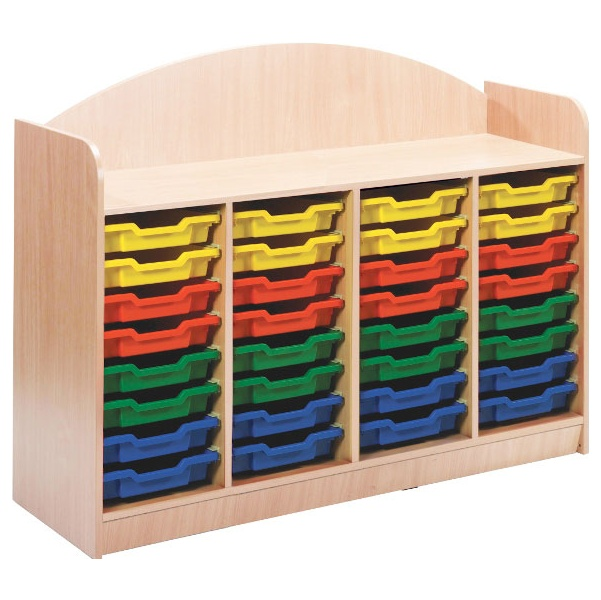 Stretton 32 Shallow Tray Storage Unit