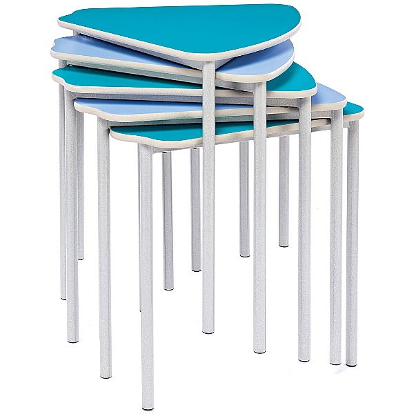 Segga Modular Wedge Tables