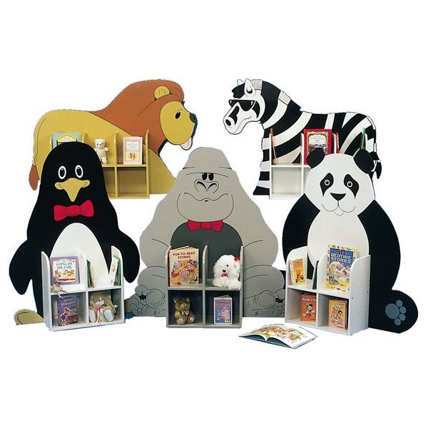 Novelty Single Sided Animal Book Browsers