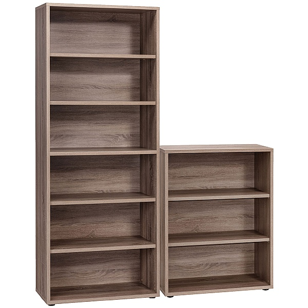 Venture in Harmony Bookcases