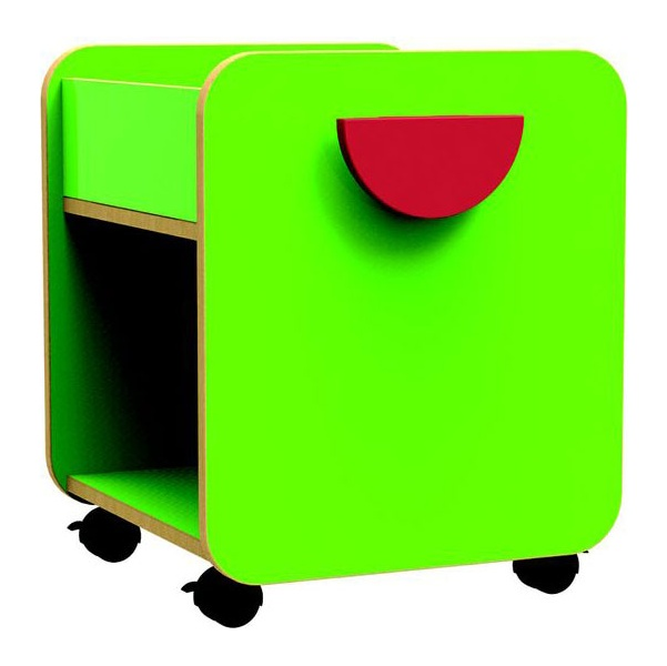 Funky Single Pull-Out Storage Boxes