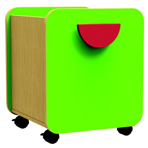 Funky Single Pull-Out Storage Box
