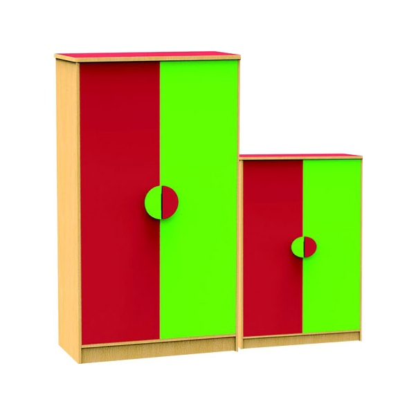 Funky Storage Cupboards
