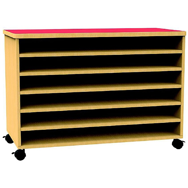 Funky Mobile A1 Paper Storage Unit