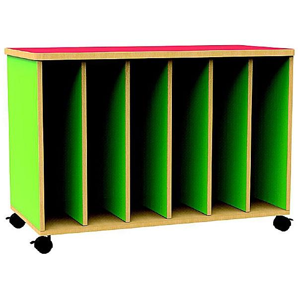 Funky Mobile Big Book Display Unit