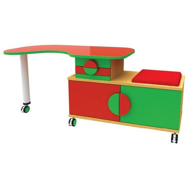 Funky Teachers Pet Desk