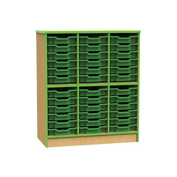 Edge 36 Shallow Tray Storage Units