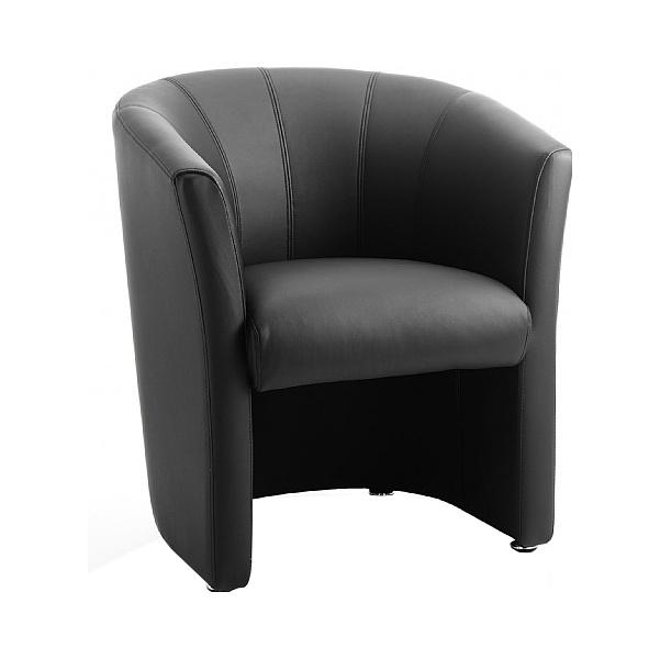 Kenai Enviro Leather Tub Chair
