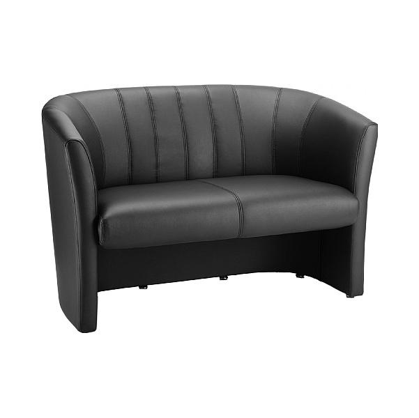 Kenai Enviro Leather Tub Sofa