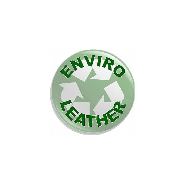 Rest Enviro Leather Armchair Ivory