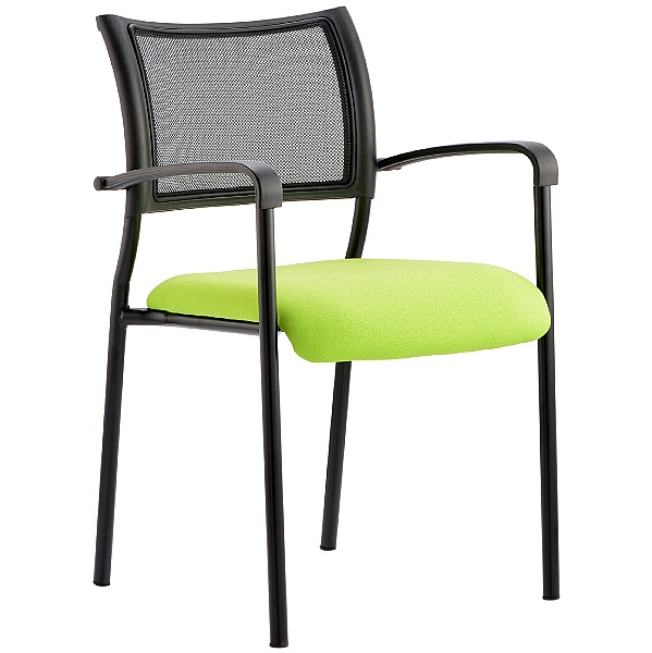 Victoria Colours Black Frame Chair