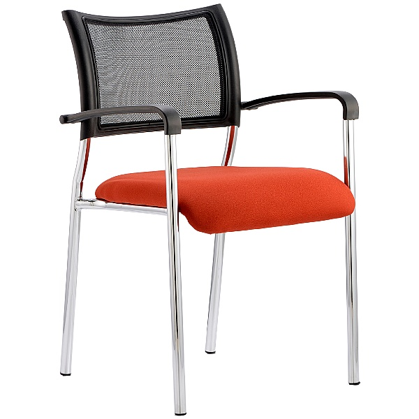 Victoria Colours Chrome Frame Chair