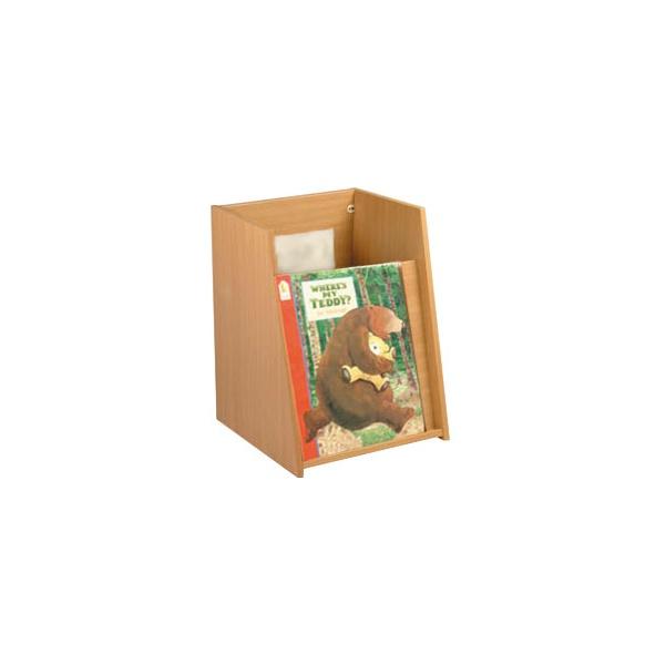 Single Horizontal Big Book Storage