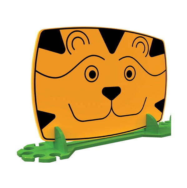 Tiger Room Divider