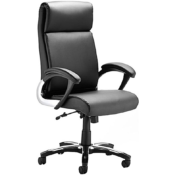 Capulet Executive Enviro Leather Faced Managers Chair