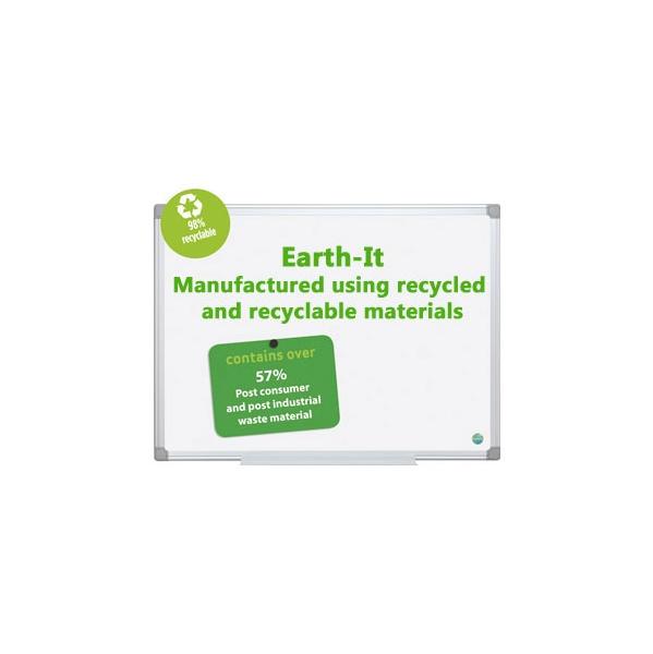 Earth-IT Enamel Board Aluminium Frame