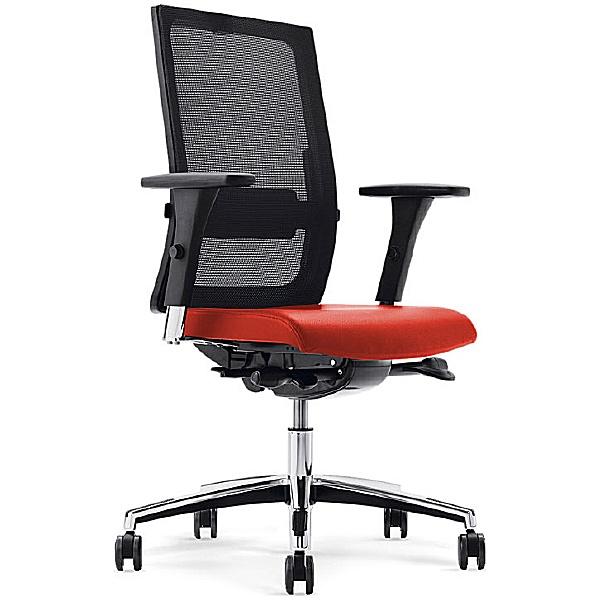 BN Mojito Mesh & Leather Executive Chair