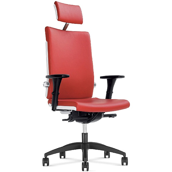 BN Belite Leather Executive Chair With Headrest