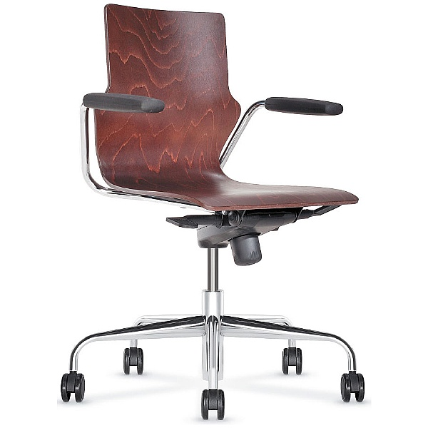 BN Wooden Conversa Task Chair
