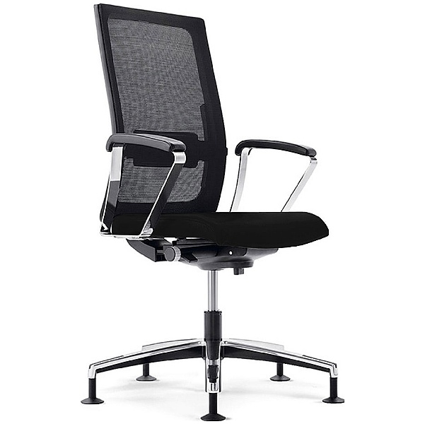 BN Mojito Mesh & Fabric Swivel Conference Chair