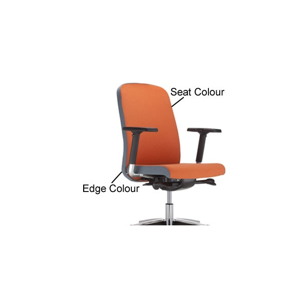BN Belive Fabric Swivel Conference Chair
