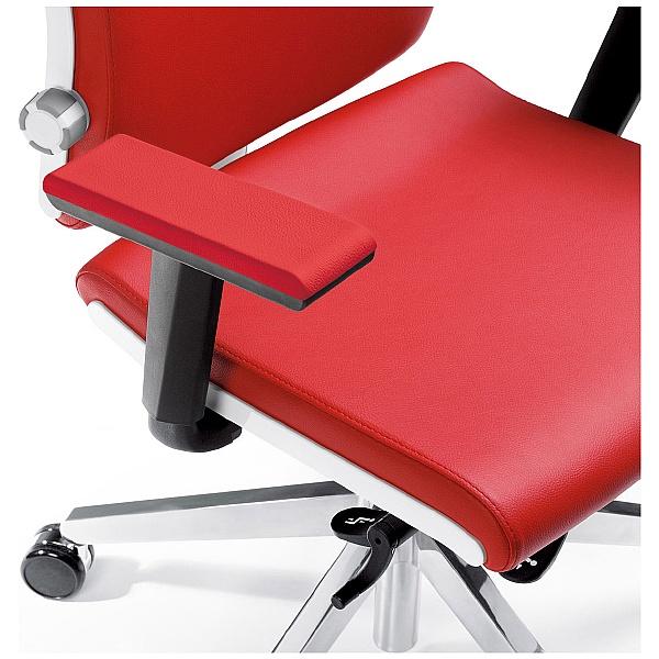 BN Belite Fabric High Back Executive Chair