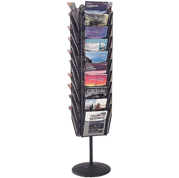 Mesh Freestanding Leaflet Dispenser