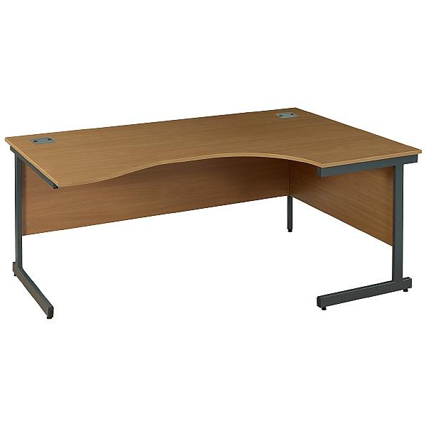Solar Cantilever Ergonomic Desks