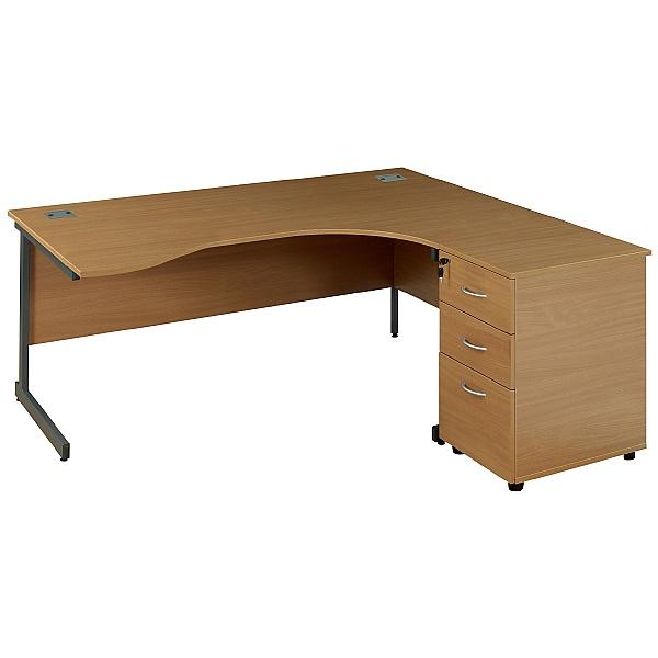 Special Offer - Solar Cantilever Combi Desks
