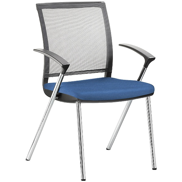 Grammer Office SAIL Mesh & Suede Conference Chair