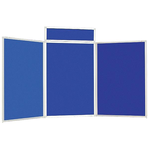 Busyfold Heavy Duty Tabletop Folding Display Systems