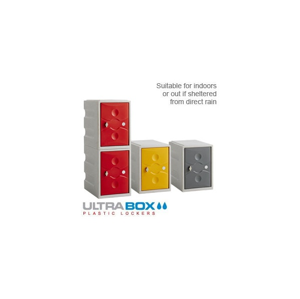 UltraBox Mini Water Resistant Plastic Lockers