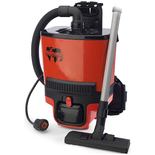 Numatic RSB140 Ruc Sac Battery Commercial Dry Vacuum Cleaner