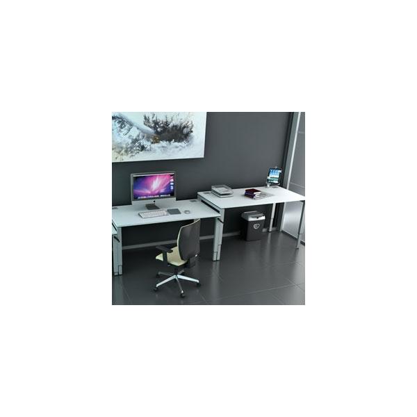 Accolade Height Adjustable Goal Post Desk