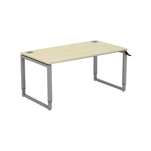 Accolade Height Adjustable Hoop Leg Desk