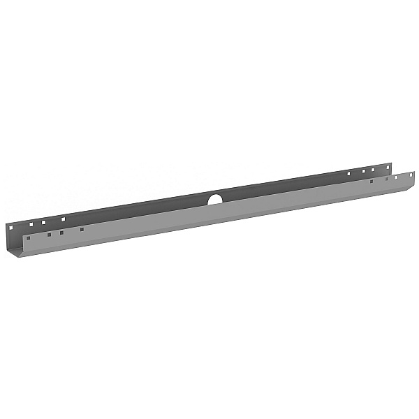 Height Adjustable Desk Cable Trays