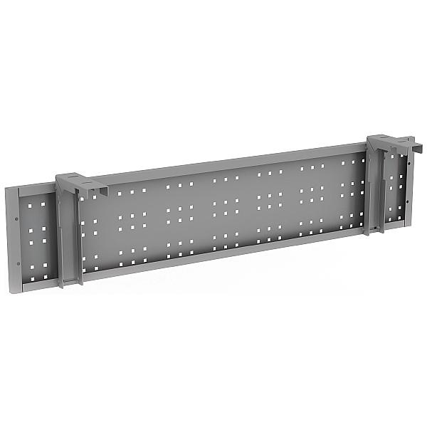 Steel Height Adjustable Desk Modesty Panel