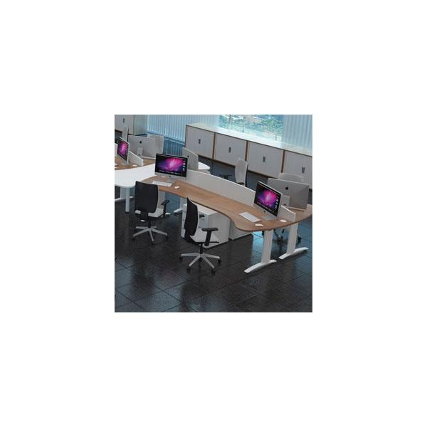 Protocol Rectangular iBeam Desks