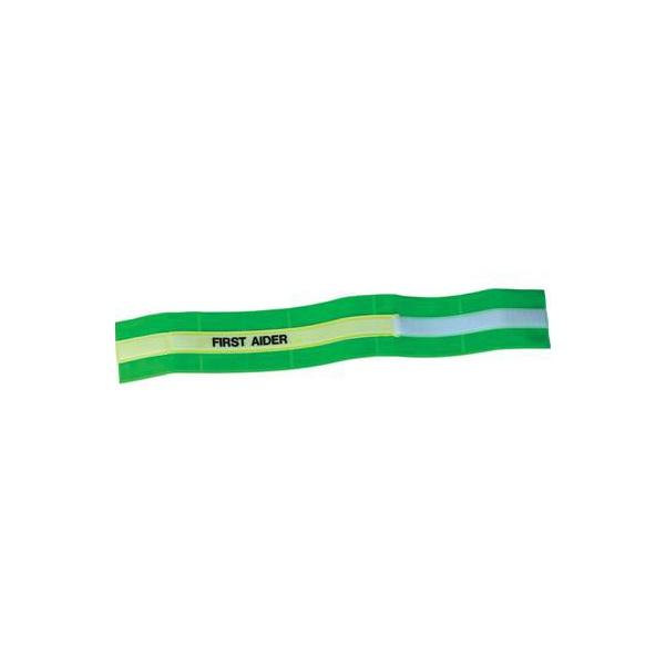 First Aid Hi-Visibility Armband