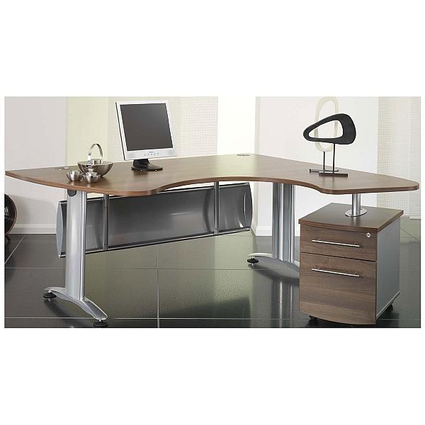 Protocol Ergonomic Combination Beam Desks