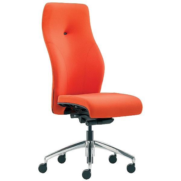 Pledge Tas High Back Custom Task Chair