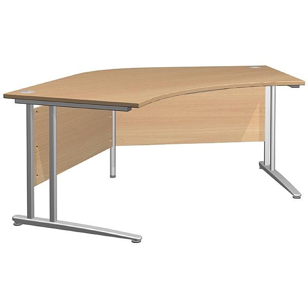 Gravity Standard Delta Cantilever Desk