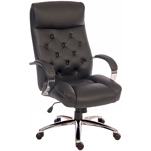 Principal Leather Look Executive Chair