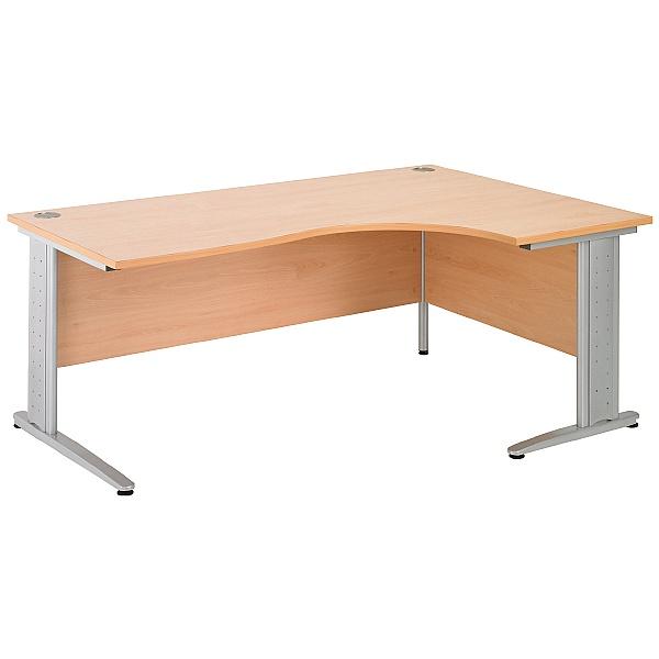 Gravity Plus Ergonomic Cantilever Desk