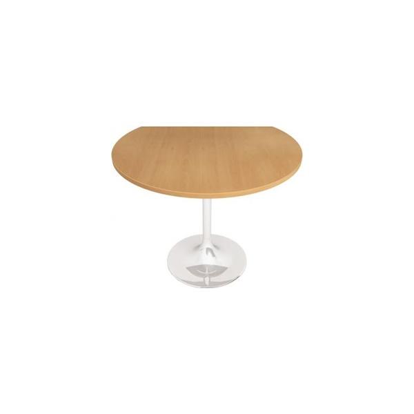 Gravity Bubble Meeting Table Trumpet Leg