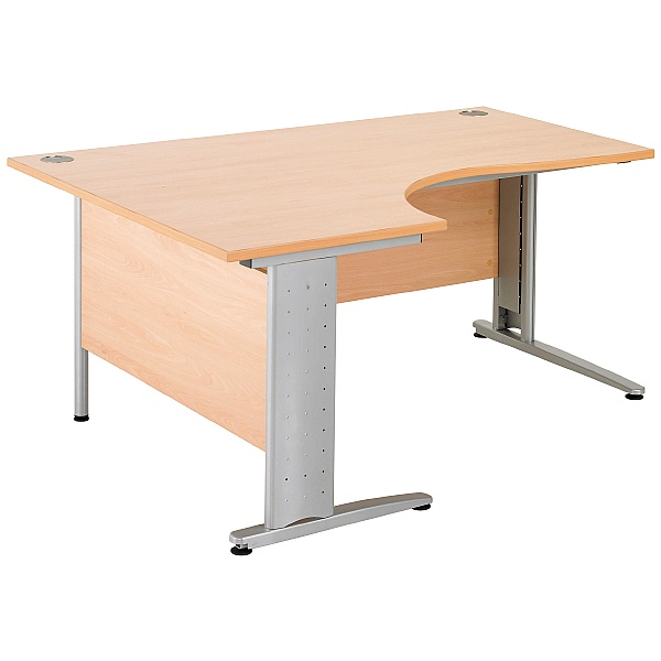 NEXT DAY Gravity Executive Ergonomic Cantilever Desk